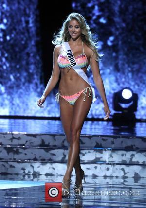 Miss Florida , Brie Gabrielle - 2016 Miss USA Preliminary Competition at T-Mobile Arena Las Vegas at T-Mobile Arena -...