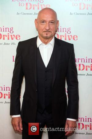 Sir Ben Kingsley - Learning to Drive Gala Screening at the Curzon Mayfair - London, United Kingdom - Thursday 2nd...
