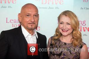 Patricia Clarkson and Sir Ben Kingsley