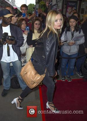 Laura Whitmore - The Spoils Press Night at Trafalgar Studios, Whitehall, London at Trafalgar Studios, Whitehall - London, United Kingdom...