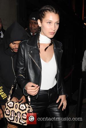 Bella Hadid Runs Into Ex The Weeknd