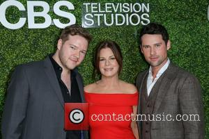 Actors Harry Ford, Marcia Gay Harden and Guest