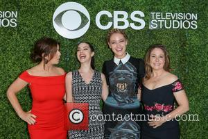 Marcia Gay Harden, Adelaide Kane, Rachel Skarsten and Megan Follows