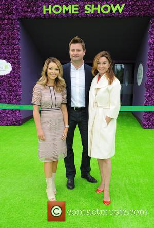 Katie Piper, George Clarke and Suzi Perry