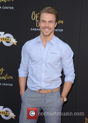 Derek Hough - Television Academy's 70th Anniversary Gala - Arrivals - Los Angeles, California, United States - Thursday 2nd June...