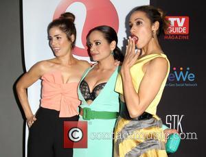 Ana Ortiz, Judy Reyes and Dania Ramirez