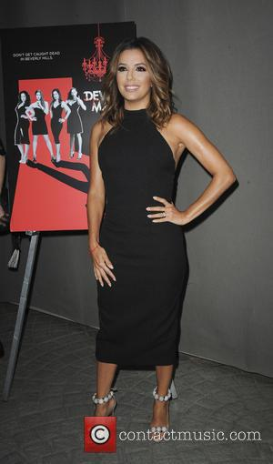 Eva Longoria Isn't Pregnant, She Just Ate A Load Of Cheese