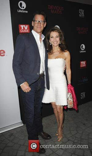 James Denton and Susan Lucci
