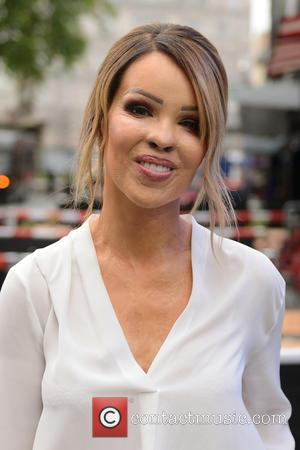 Katie Piper - Katie Piper arrives at Global House, Leicester Square, London - London, United Kingdom - Friday 3rd June...