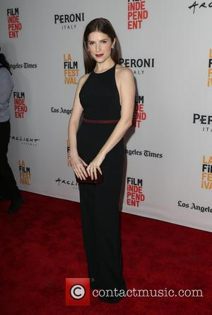 Anna Kendrick - 2016 Los Angeles Film Festival - 'The Hollars' Premiere - Arrivals at Arclight Cinemas, Los Angeles Film...