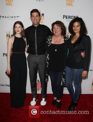 Anna Kendrick, John Krasinski, Margo Martindale and Ashley Dyke
