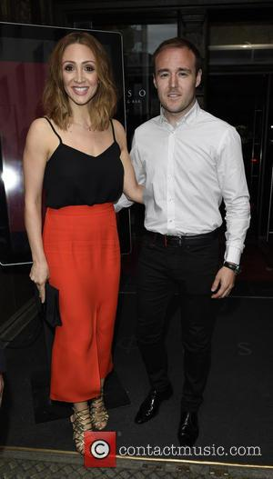 Lucy Jo Hudson and Alan Halsall