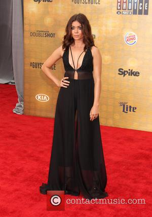 Sarah Hyland - Spike TV's 10th Annual Guys Choice Awards at Sony Pictures Studios - Culver City, California, United States...