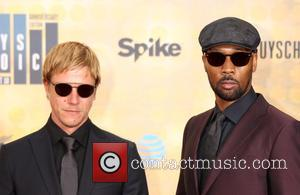 Paul Banks and Rza