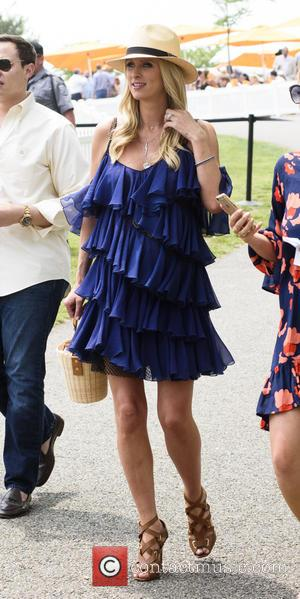 Nicky Hilton - 9th Annual Veuve Clicquot Polo Match at Liberty State Park - Jersey City, New Jersey, United States...
