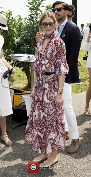 Olivia Palermo - 9th Annual Veuve Clicquot Polo Match at Liberty State Park - Jersey City, New Jersey, United States...
