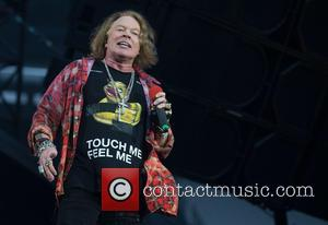 Axl Rose Impresses Guns N' Roses Bandmates At Historic Ac/dc Gig