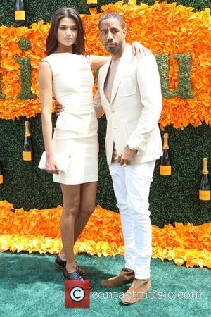 Daniela Braga and Ryan Leslie