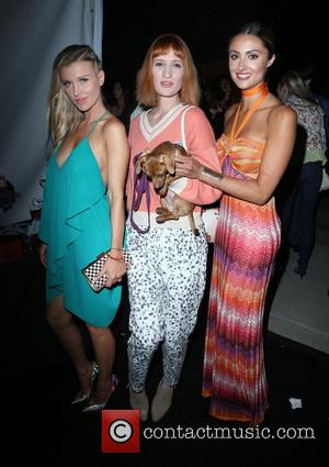 Joanna Krupa, Breeda Wool , Katie Cleary - 2nd Annual Art for Animals Fundraiser Evening For Eastwood Ranch Foundation -...