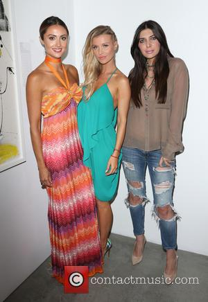 Katie Cleary, Joanna Krupa and Brittny Gastineau