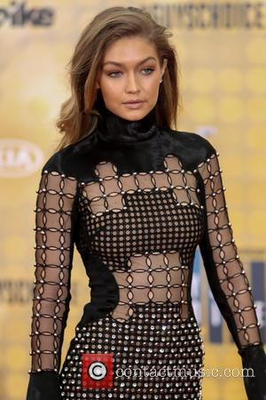 Gigi Hadid Beats Younger Sister Bella To Win Model Of The Year Award