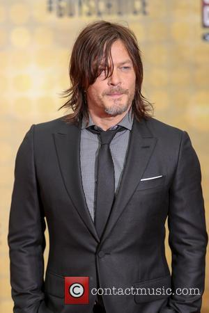 Norman Reedus - Spike TV 10th Annual Guys Choice Awards - Arrivals - Culver City, California, United States - Saturday...