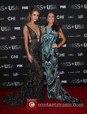Olivia Jordan and Nia Sanchez