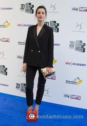 Elisa Lasowski - Celebrities arrive at the South Bank Sky Arts Awards at the Savoy Hotel in London at The...