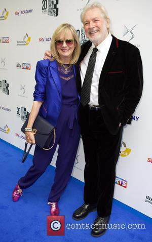 Twiggy Lawson and Leigh Lawson
