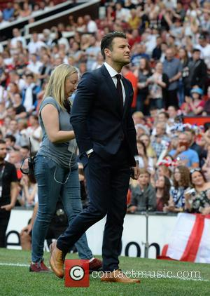 Mark Wright - Celebrities take part in Soccer Aid a biennial sporting event raising funds for UNICEF. This Year Pelé...