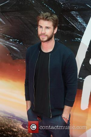 Liam Hemsworth - Independence Day: Resurgence photocall held at Euston Station. - London, United Kingdom - Monday 6th June 2016