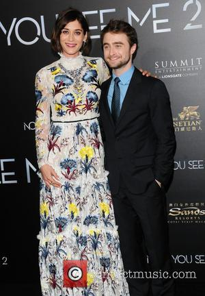 Lizzie Caplan and Daniel Radcliffe