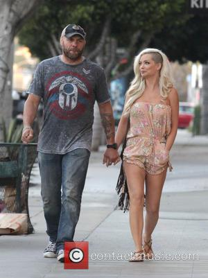 Randy Couture and Mindy Robinson