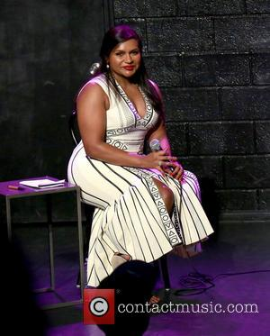 Mindy Kaling - FYC @ UCB: Unbreakable Kimmy Schmidt, a conversation with the cast and executive producers held at UCB...
