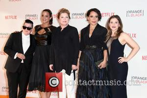 Lea Delaria, Dascha Polanco, Kate Mulgrew, Selenis Leyva and Yael Stone