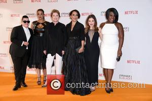 Lea Delaria, Dascha Polanco, Kate Mulgrew, Selenis Leyva, Yael Stone and Uzo Aduba