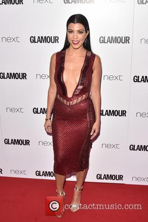 Kourtney Kardashian - Glamour Women Of The Year Awards held on Berkeley Square - Arrivals. - London, United Kingdom -...