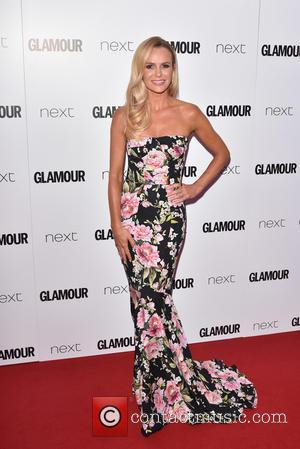 Amanda Holden - Glamour Women Of The Year Awards held on Berkeley Square - Arrivals - London, United Kingdom -...