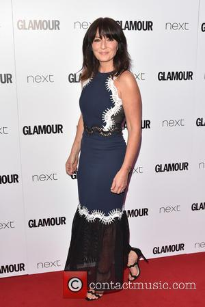 Davina McCall - Glamour Women Of The Year Awards held on Berkeley Square - Arrivals - London, United Kingdom -...