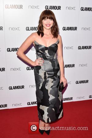 Ophelia Lovibond - Glamour Women Of The Year Awards held on Berkeley Square - Arrivals - London, United Kingdom -...