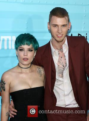 Halsey , Machine Gun Kelly - Premiere For Showtime's