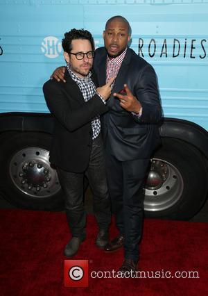 J.j. Abrams and Finesse Mitchell