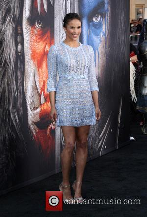 Paula Patton - 'Warcraft' L.A. Premiere held at the TCL Chinese Theatre in Hollywood at TCL Chinese Theatre - Los...