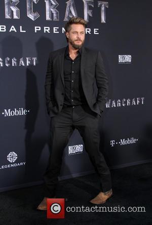 Travis Fimmel - 'Warcraft' L.A. Premiere held at the TCL Chinese Theatre in Hollywood at TCL Chinese Theatre - Los...