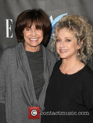 Valerie Harper and Carol Kane