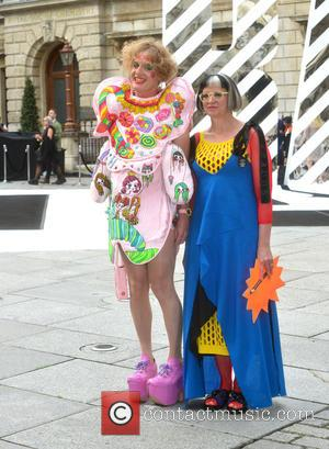 Grayson Perry and Philippa Perry
