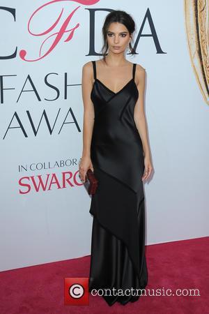 Emily Ratajkowski - 2016 CFDA Fashion Awards - Red Carpet Arrivals - New York, New York, United States - Tuesday...