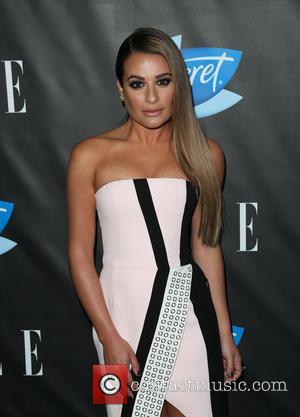 Lea Michele Splits From Actor Boyfriend - Report