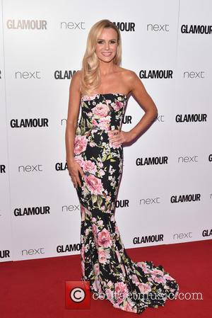 Amanda Holden - Glamour Women Of The Year Awards held on Berkeley Square - Arrivals. - London, United Kingdom -...