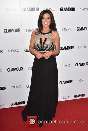 Susanna Reid - Glamour Women Of The Year Awards held on Berkeley Square - Arrivals. - London, United Kingdom -...